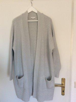 Opus Long Jacket light grey mixture fibre