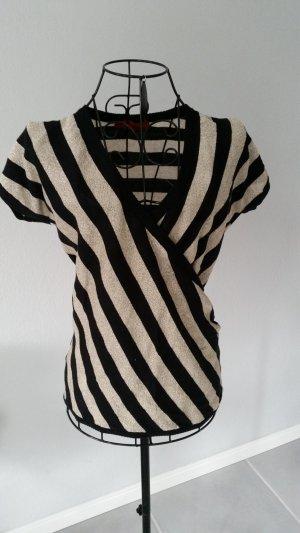 Hallhuber Donna Short Sleeve Sweater black