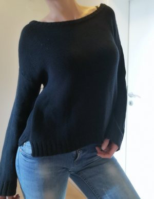 schöner Strickpullover Oversized