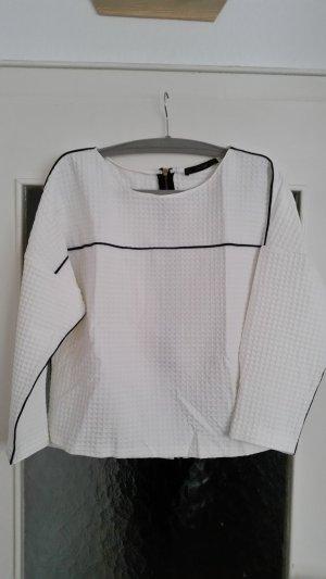 Schöner, strukturierter Pullover von Zara