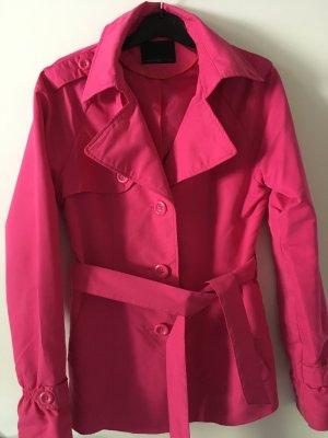 Schöner Trenchcoat in Pink