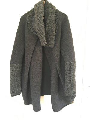 Manteau mi-saison multicolore