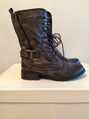 schöner Vintage Boot / Braun