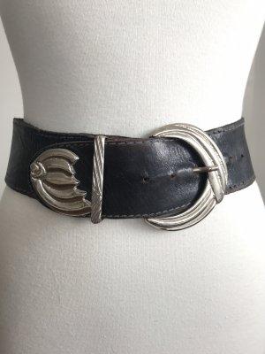 Schöner Vintage-Gürtel aus Echtleder