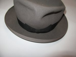 Hunting Hat grey
