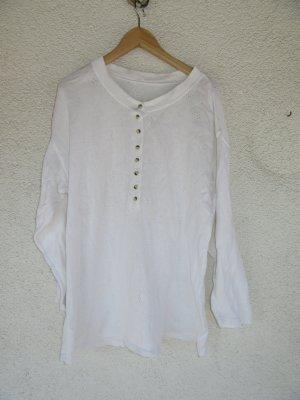 schöner Vintage Pullover Retro weiß