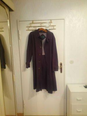schöner vintage trenchcoat-mantel