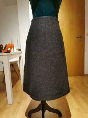 Zara Midi Skirt anthracite