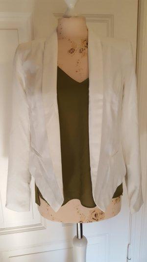 schöner weißer Blazer
