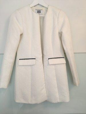 Schöner, weißer Mantel von Vero Moda