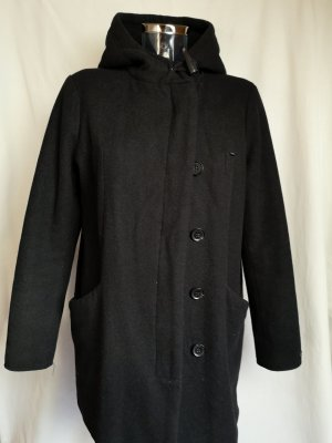 Khujo Hooded Coat black
