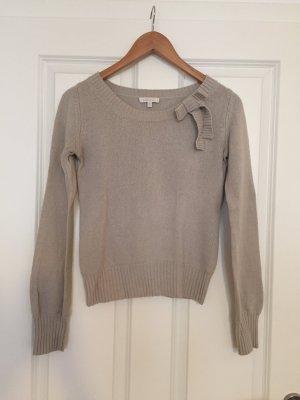 Kookai Kraagloze sweater veelkleurig Wol