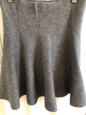 Zara Wool Skirt grey