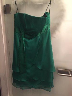 Schönes Abend-/ Cocktailkleid in grün zu verkaufen
