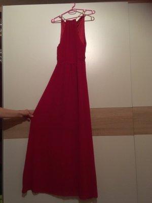 1.2.3 Paris Robe de soirée rouge