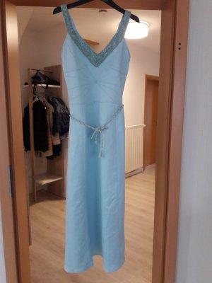 Vila Evening Dress light blue