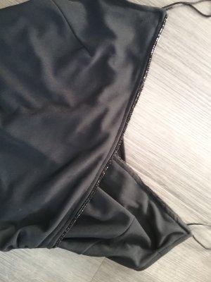 Schönes Abendkleid von H&M , schwarz, schick und Glitzer