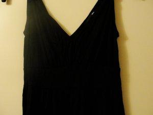 Schönes ärmelloses Trägerkleid von H & M, schwarz, GR 38 / GR S