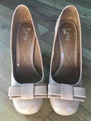 Schönes altrosa! Schuhe in Größe 40