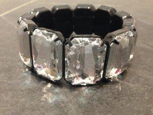 Armband wit-zwart