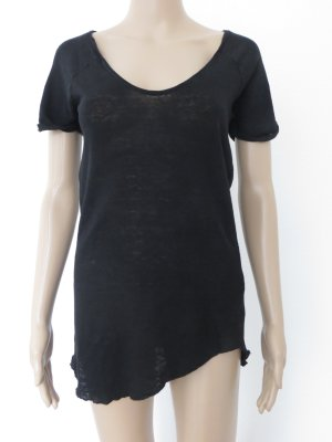 Schönes Basic Shirt in Schwarz