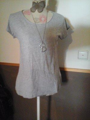 Schönes Basic Tshirt grau FB Sister Gr. L