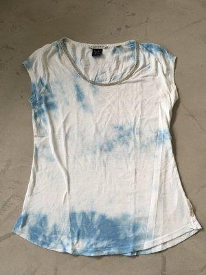 Schönes Batikshirt // T-Shirt // Maison Scotch