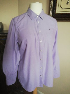 Tommy Hilfiger Denim Zakelijk overhemd paars