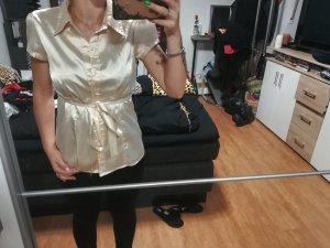 schönes beige Bluse