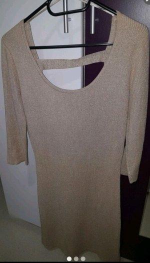 C&A Evening Dress oatmeal-beige