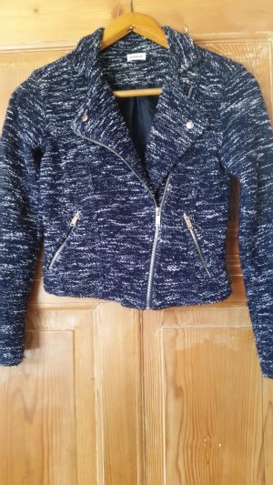 Pimkie Knitted Blazer dark blue
