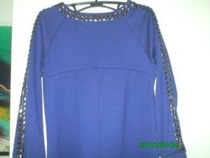 Schönes blauen Kleid