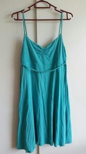 Schönes blaues Sommerkleid von Amisu