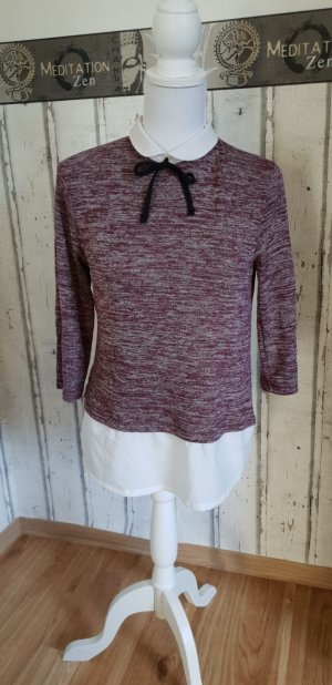 schönes Blusen Shirt pullover inkl. bluse