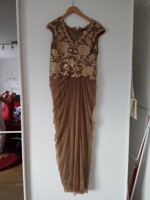 Ashley Brooke Evening Dress brown