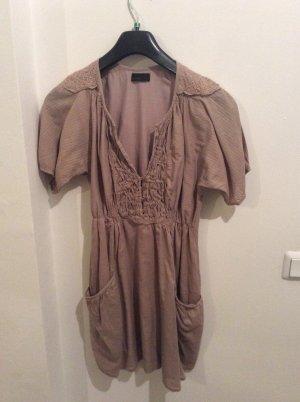 Schönes braunes Sommerkleid von Vero Moda S