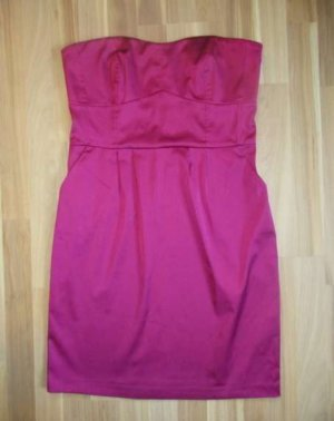 Schönes Cocktail-Kleid in rosa, Gr. 40