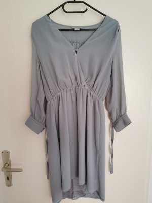 Chiffon Dress light blue