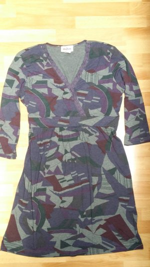 schönes Damen Kleid mit 3/4 Ärmel/ John Baner/ Gr. 40/42