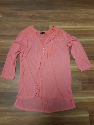 schönes Damen Oberteil Bluse in lachs Gr. S von H&M