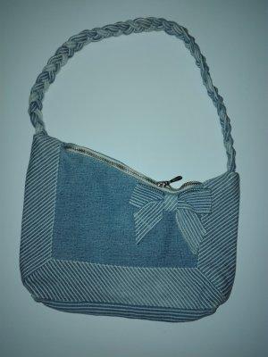 Schönes Designer Jeans Handtasche.  in blassblau Farbe. Limitiert.