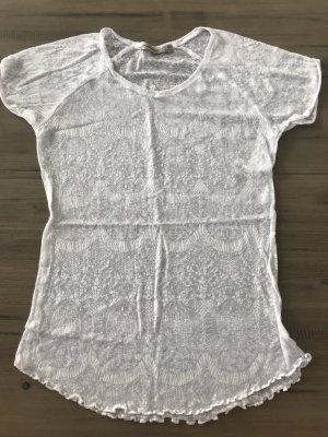 Schönes durchsichtiges Shirt