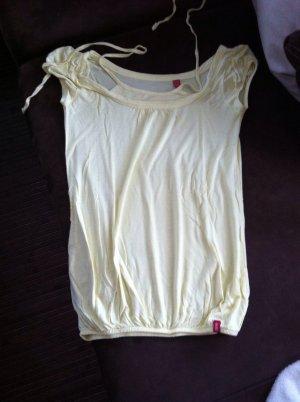 Schönes Esprit T-Shirt zum binden