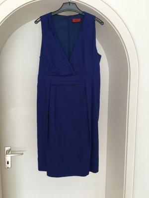 Schönes Etui Kleid in blau Gr 36 von Hugo by Hugo Boss