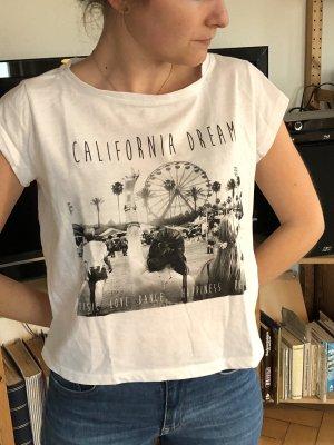 Schönes Festival T-Shirt cropped