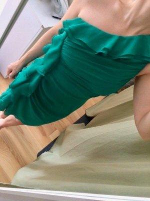 Ashley Brooke Evening Dress cadet blue-green