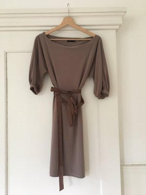 Figl Robe tube bronze-brun sable