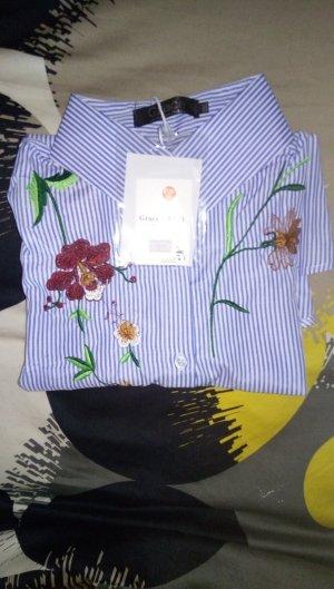 schönes floral Hemd Hemd