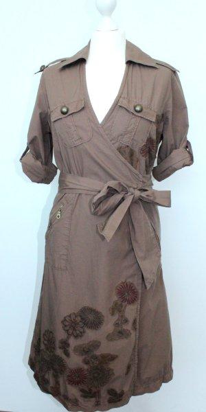 Schönes Frühling-Sommer Kleid von Napapijri      - M -