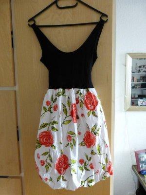 schönes gemustertes Sommerkleid #Miso